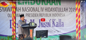 Video dokumentasi Munas IV Hidayatullah