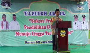 Tabligh Akbar Hidayatullah Lingga